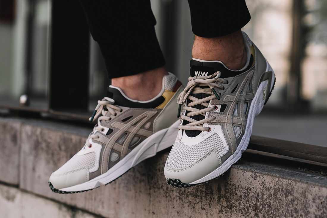 Wood Wood X Asics Gel Ds Trainer Og Beige5