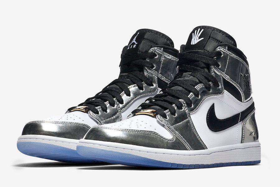 Air Jordan 1 1 1 Sneaker Freaker