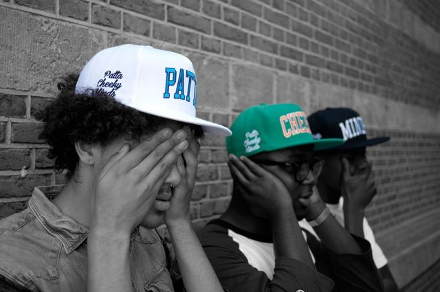 Patta Cheeky Minds Cap Collection 3