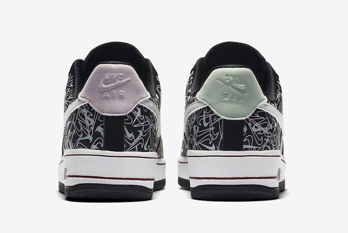 Nike Air Force 1 Valentines Day 2020 Heels