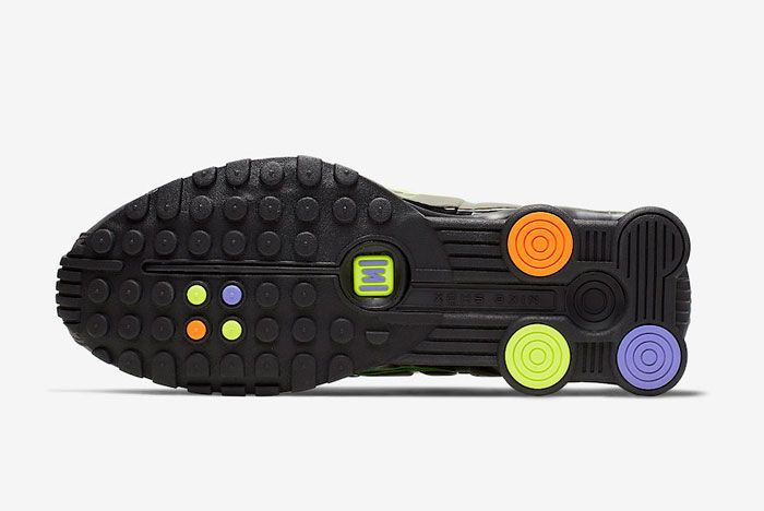 Nike Shox R4 Ci1955 074 Release Date Bottom