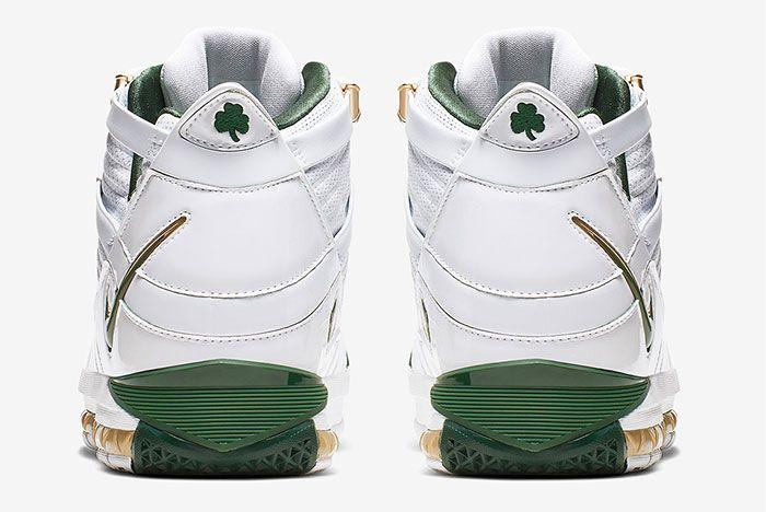 Nike Lebron 3 Svsm Home Heel