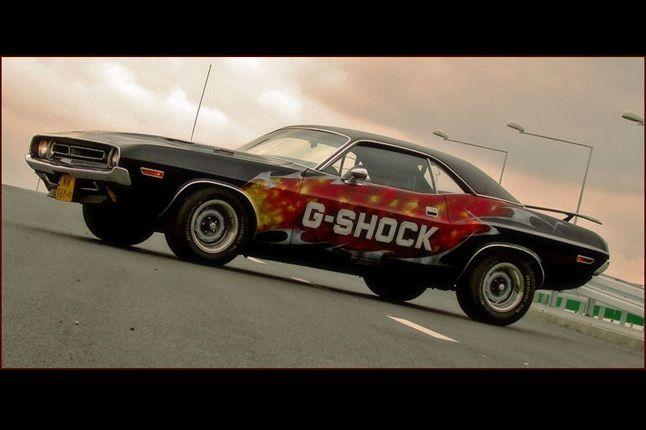 Dodge G Shock 12 1