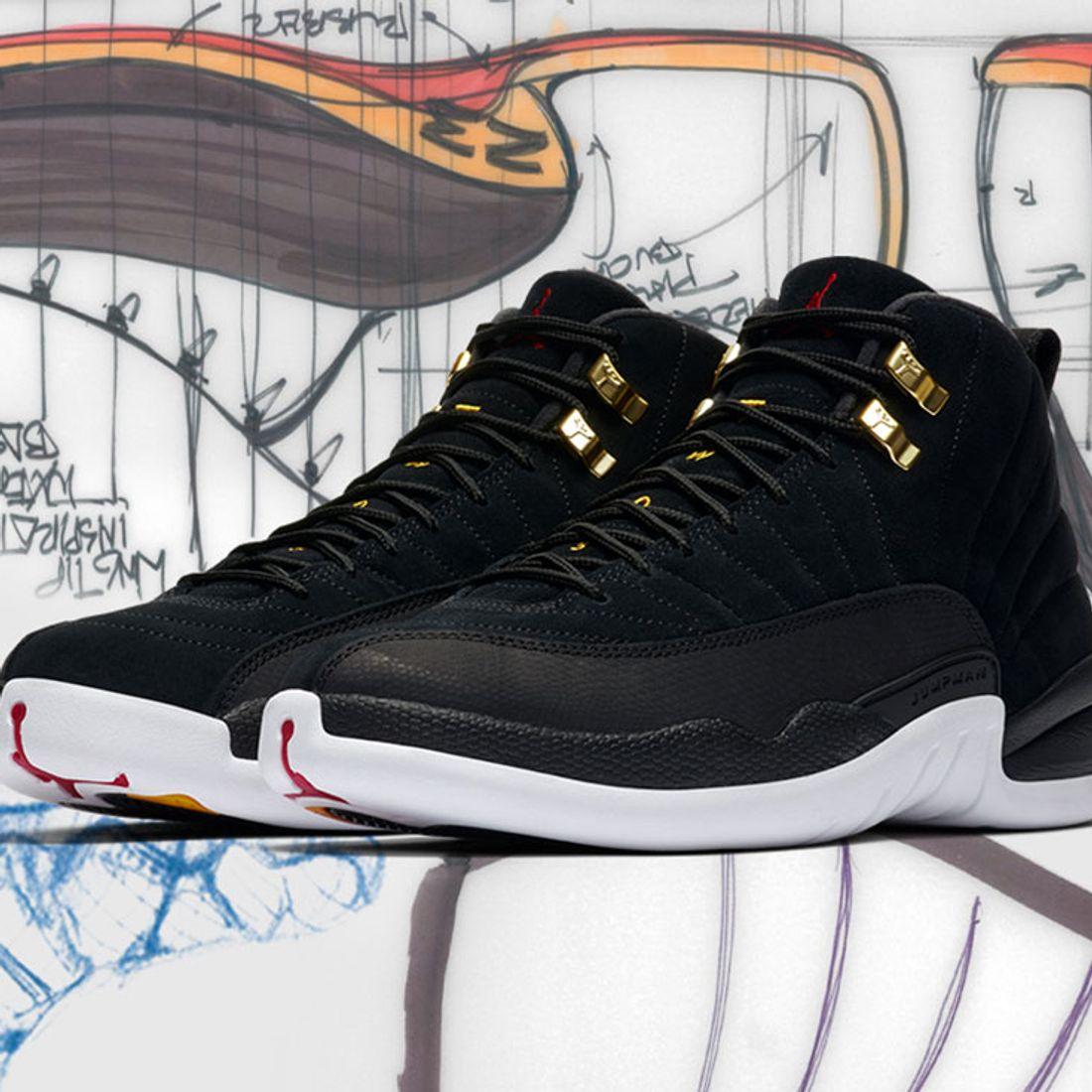 Jd Sports Hail The Air Jordan 12 Reverse Taxi Sneaker Freaker