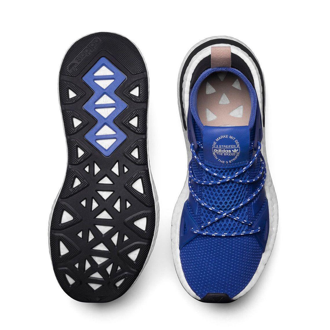 Adidas Arkyn Hi Res Blue 6