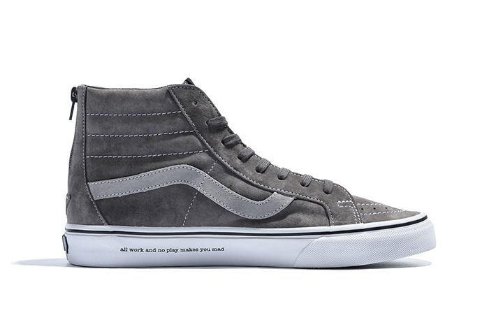 Madness X Vans Collection2