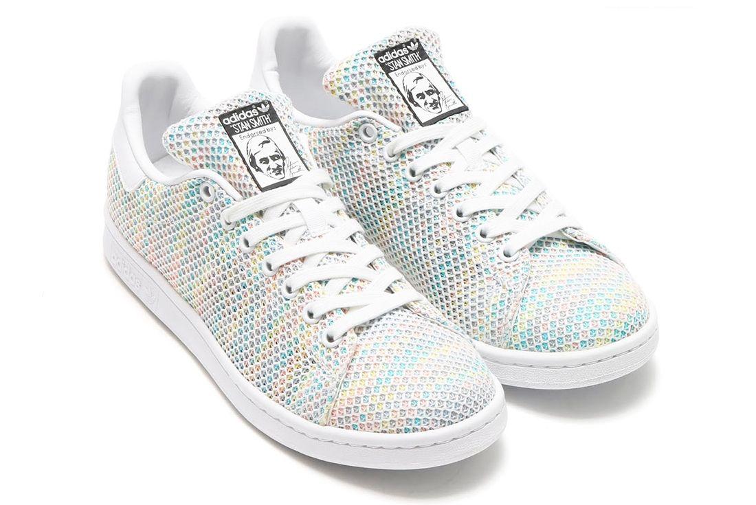 Adidas Stan Smith Rainbow2