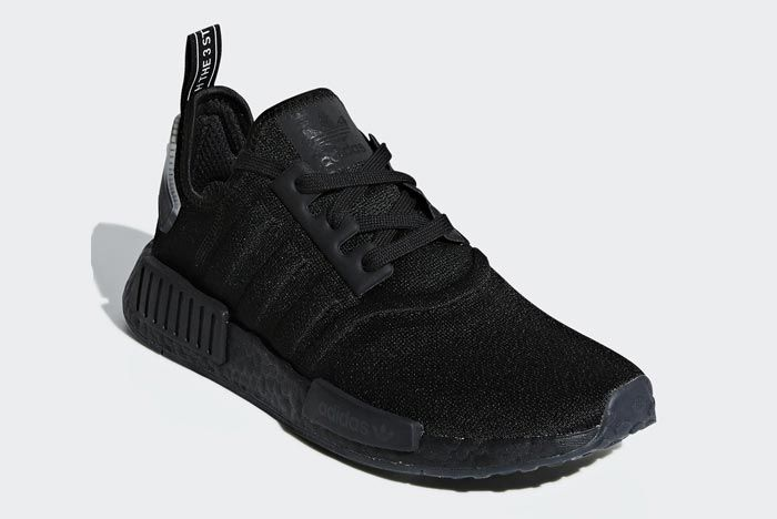 Adidas Nmd R1 Black 3