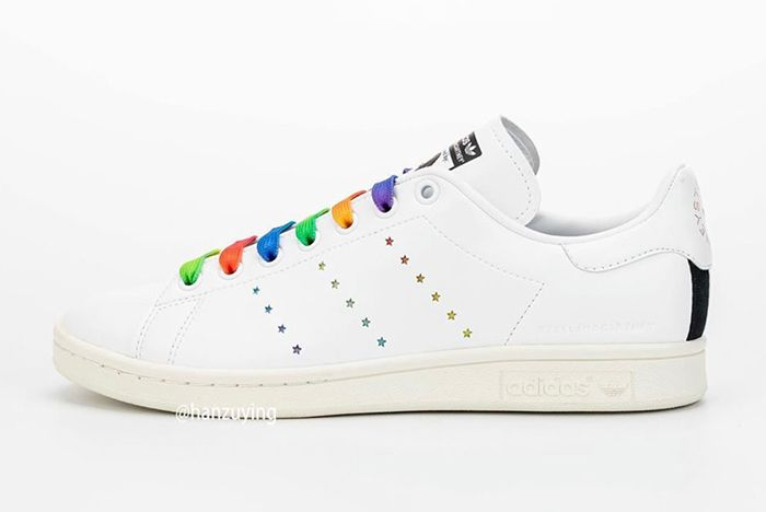 Stella Mccartney Adidas Stan Smith Left Side