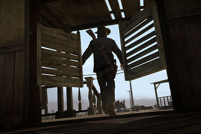 Red Dead Redemption Rockstar 4 1