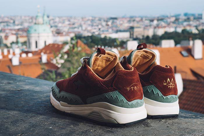 Footshop × Kangaroos Ultimate 3 — The City Of A Hundred Spires 6