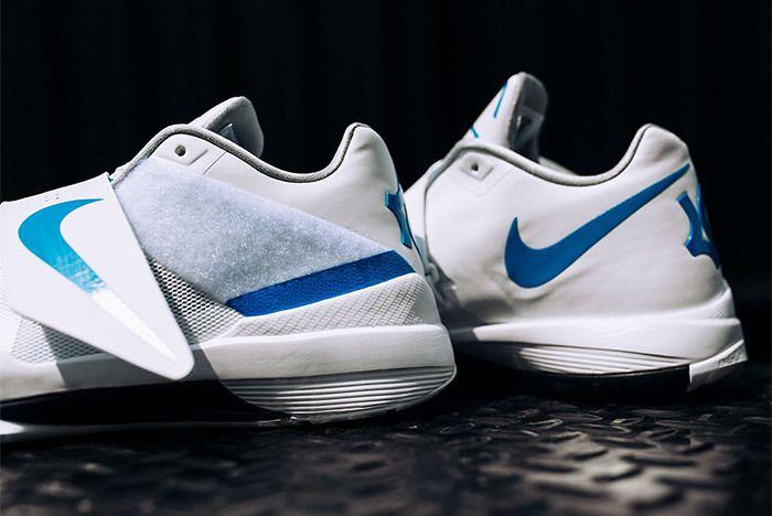 Nike Kd 4 White Blue Art Of A Champion 5