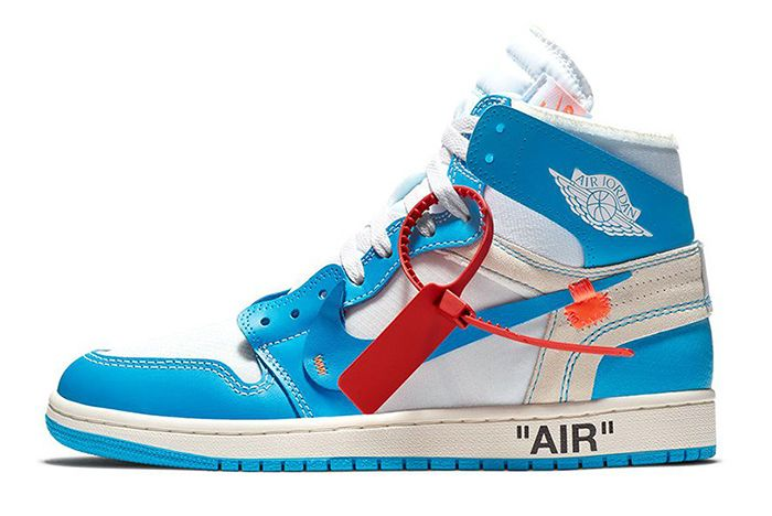 Off White Air Jordan 1 Unc Release Date 2