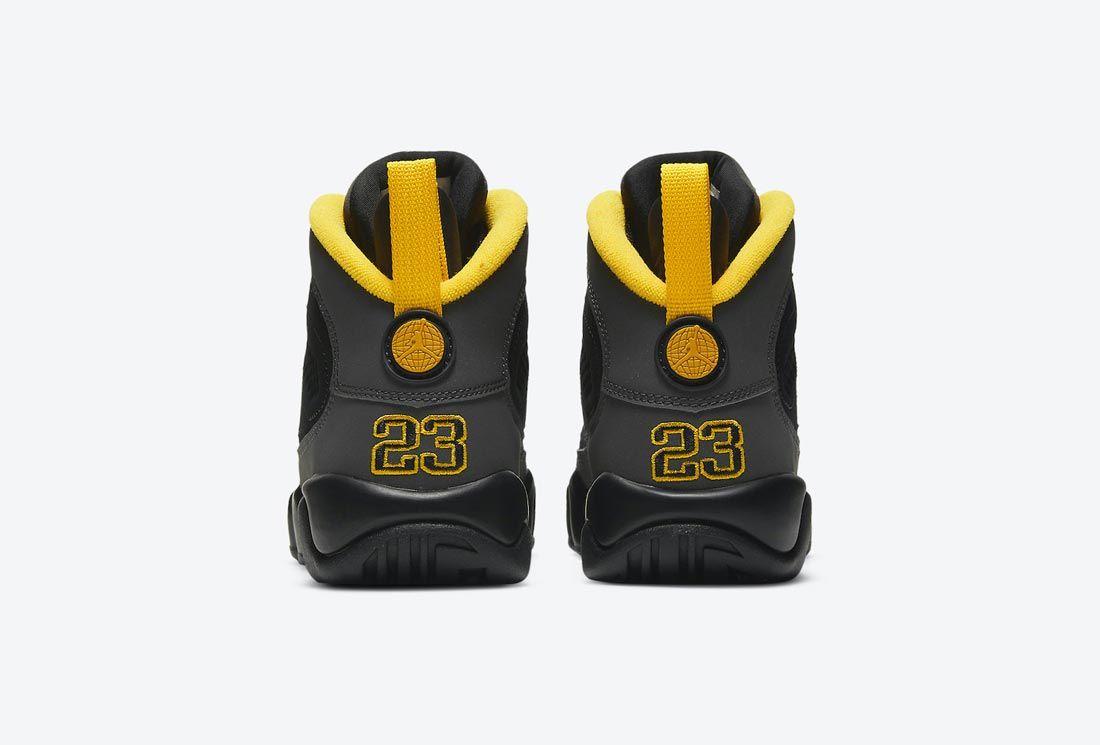 Air Jordan 9 'University Gold'