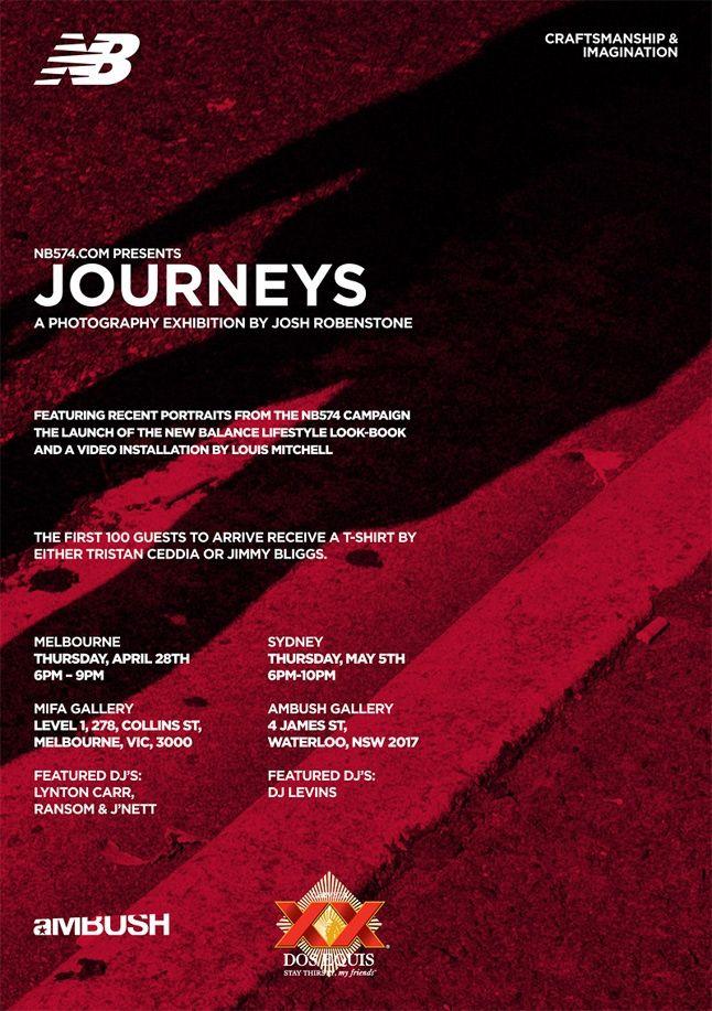 Journeys Flyer 1