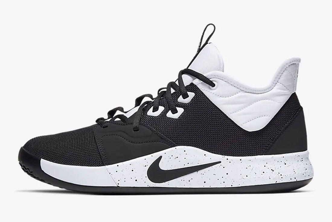 Nike Pg 3 Gear Up University Black Side