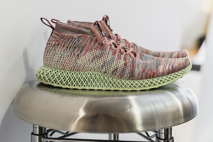 Kith Adidas Futurecraft 4D Mid Multicolour 1