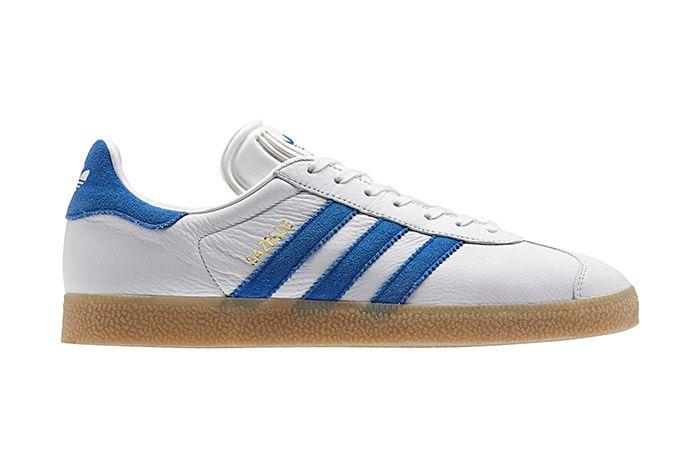 Adidas Gazelle Full Grains Pack Blue 1