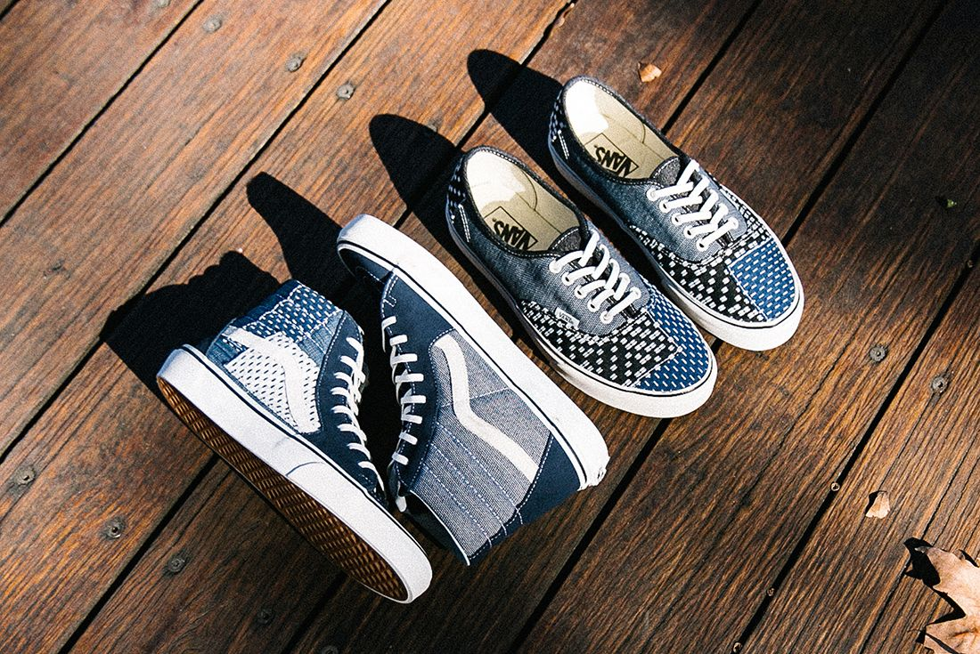 Vans Patchwork Pack 6