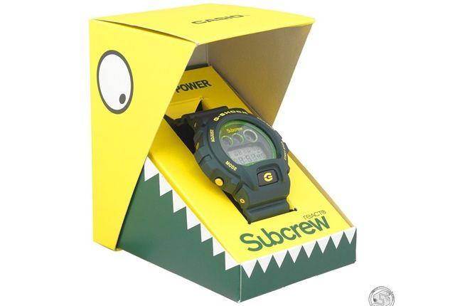 Sub Crew G Shock 6 1