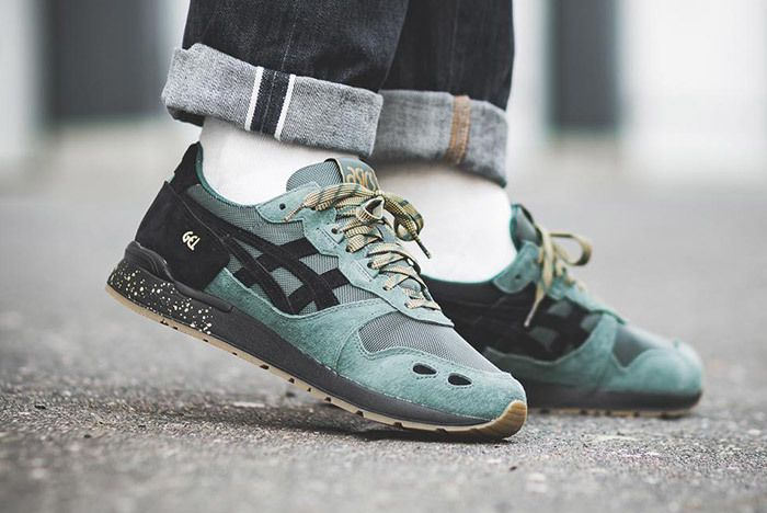 ASICS New GEL-Lyte Colourways are the