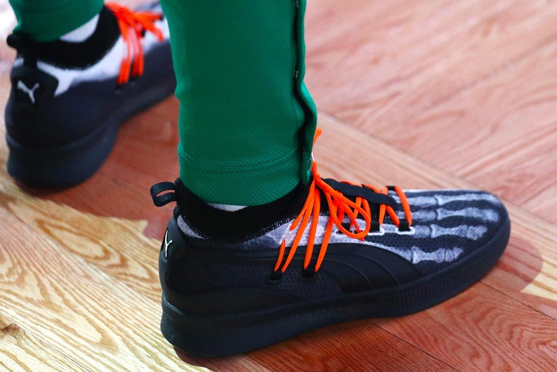 The Steeziest Nba Sneaker Moments From October 12