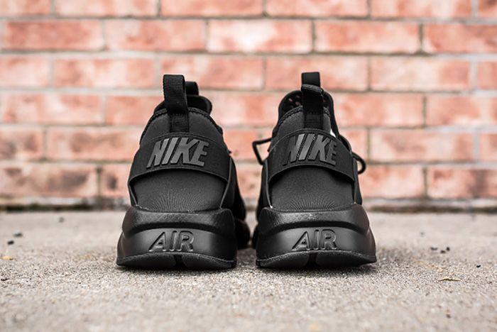 Nike Air Huarache Ultra Br Triple Black 7 2