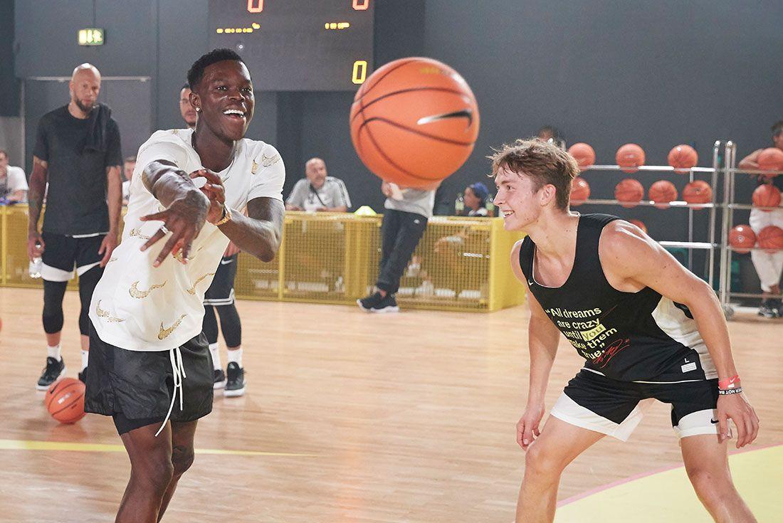 Nike Basketball Festival Event Getty18