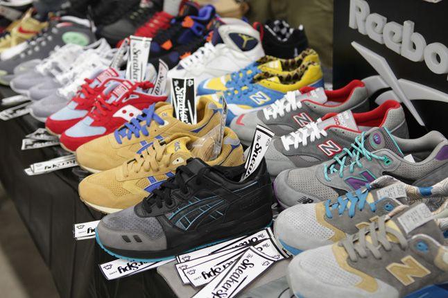 Sneaker Con New York 2012 Asics Nb 1