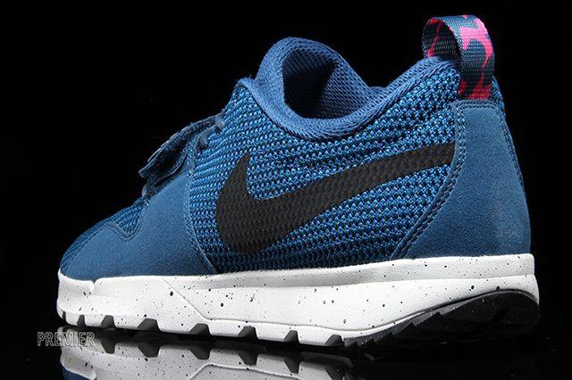 Nike Sb Trainerendor Bluepink 4