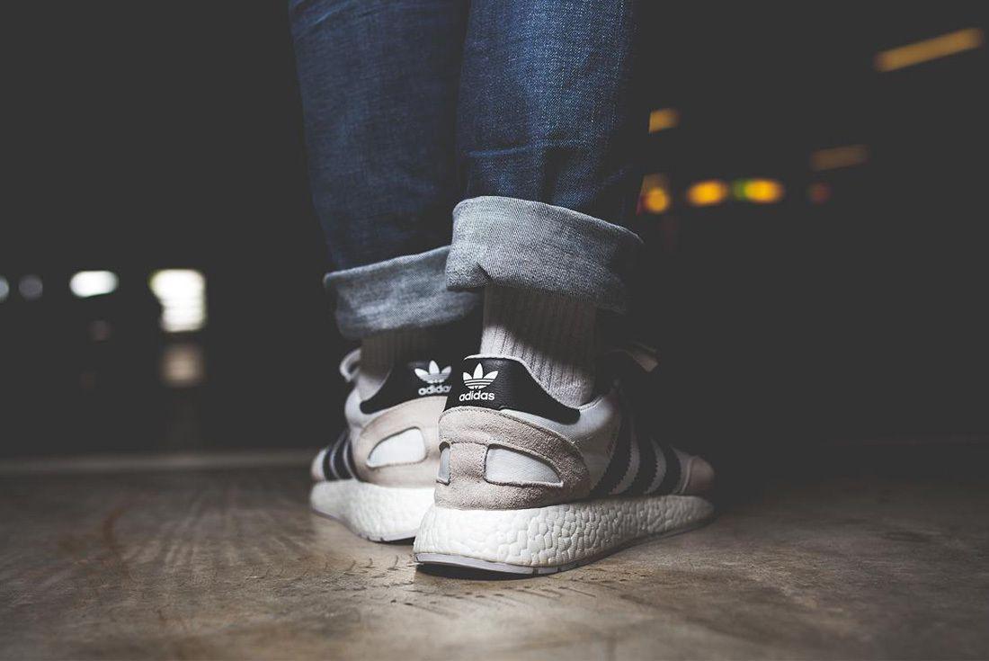 Adidas I 5923 Iniki Runner Core Black Ftwr White Copper Sneaker Freaker 1