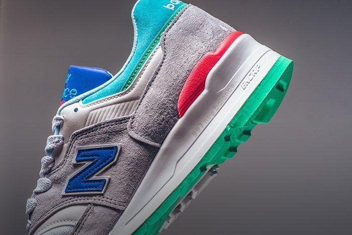 New Balance 997 Coumarin Made In Usa 5