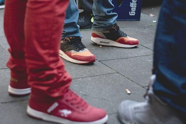 Sneaker Freaker Germany Launch Issue 4 15 1