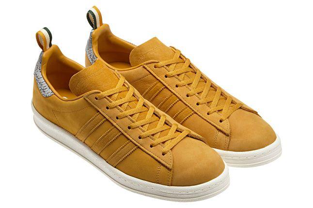Adidas Originals Mustard Pack Campus 80S 02 1