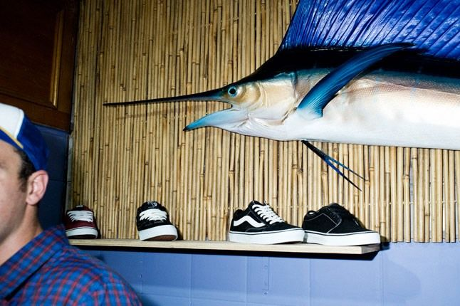 Syd Vans Swordfish 1