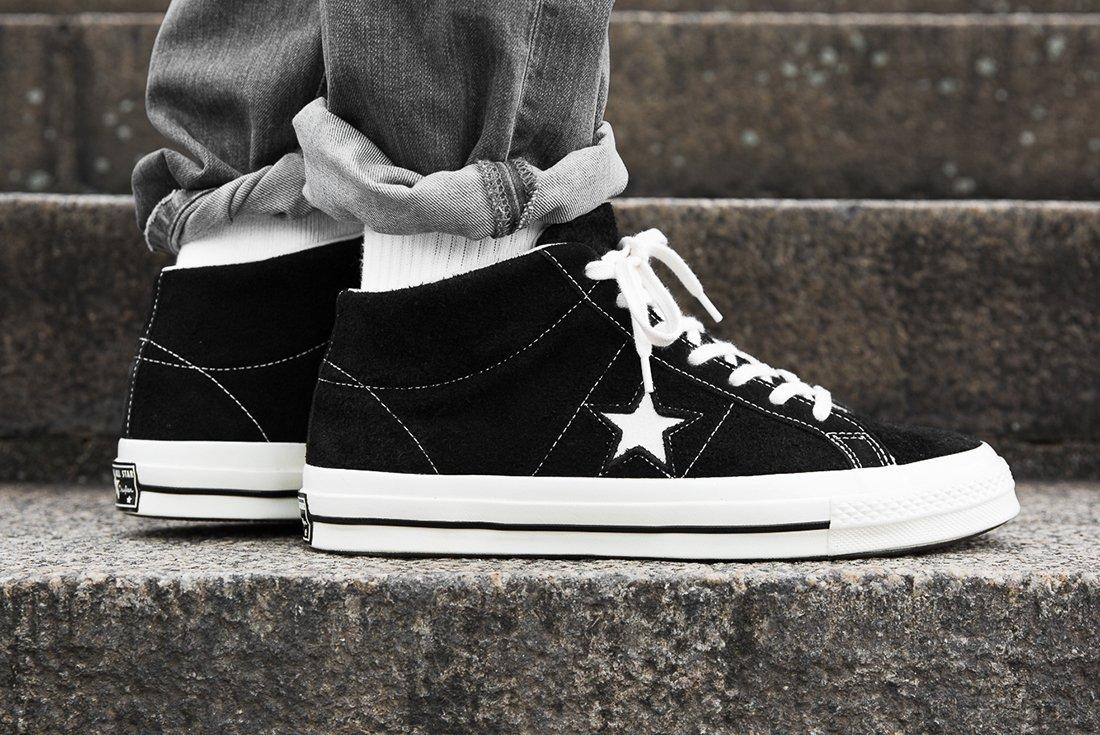 Converse One Star Mid 2
