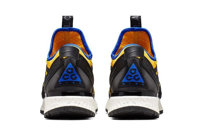 Nike Acg React Terra Gobe K2 Ldv Release Date Heel Pair