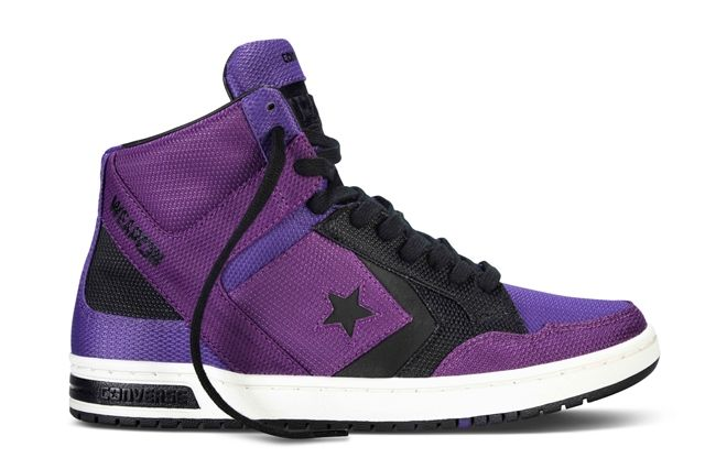 Converse Cons Weapon Reflective Mesh Imperial Purple