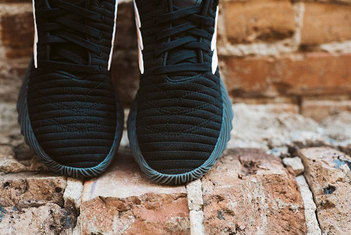 Adidas Sobakov Core Black Chalk Coral 3