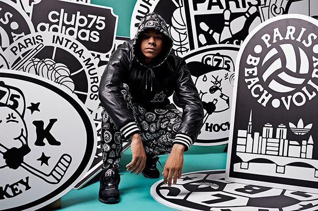 Club 75 X Adidas Originals Capsule Collection