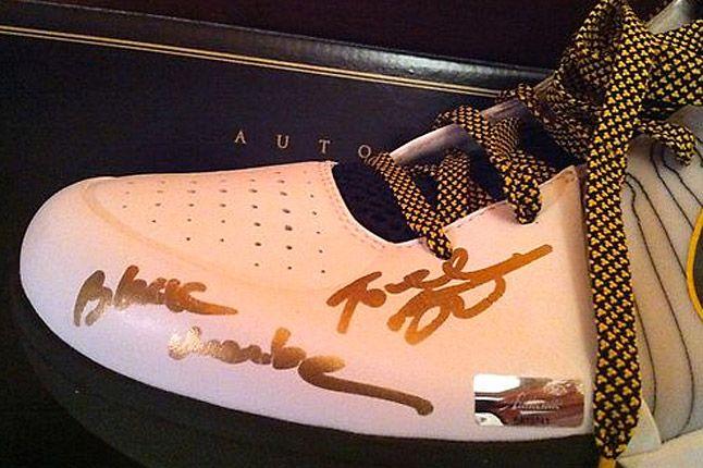 Nike Kobe 4 Signed 02 1