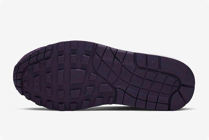 Nike Air Max 1 Grand Purple Sole
