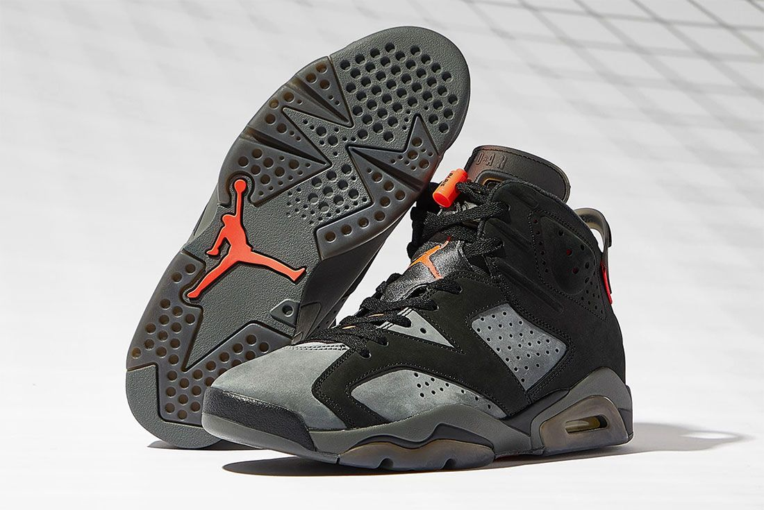 Air Jordan 6 Psg Where To Buy