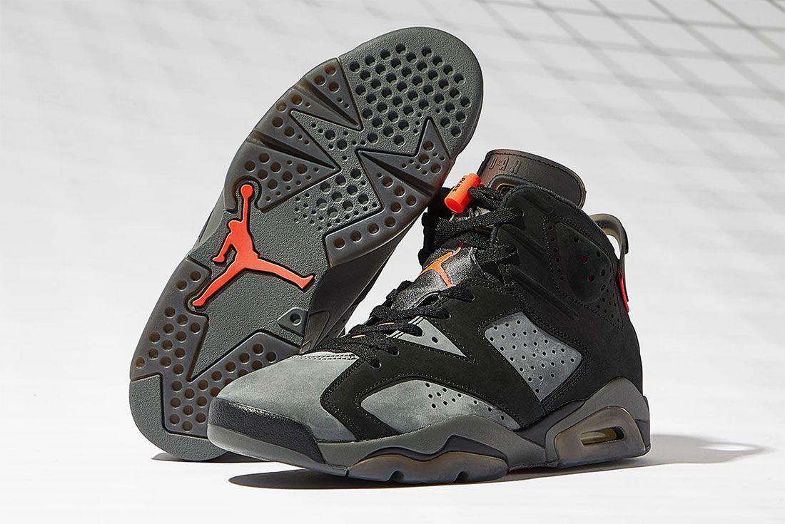 Where to Buy the Air Jordan 6 'PSG