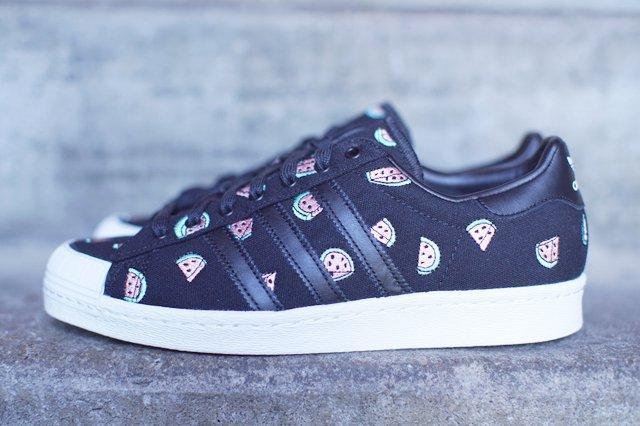 Adidas Originals Superstar Halfshell 80S Watermelon 5