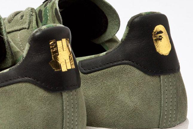 Bape X Adidas X Undftd Grn 06 11