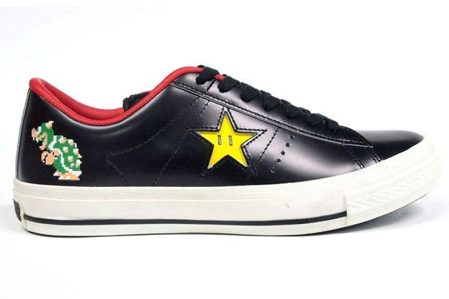 Converse Super Mario Bros One Star 8 1