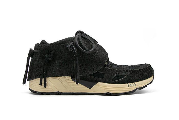 Visvim Fbt Prime Runners Shoe Details 02 Sneaker Freaker