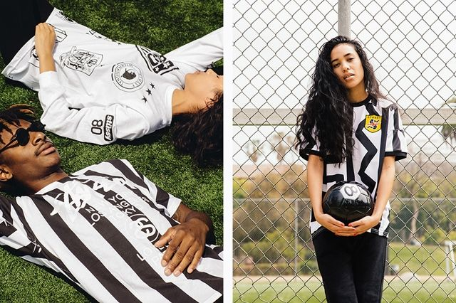 Stussy Ntrntnl Soccer Collection