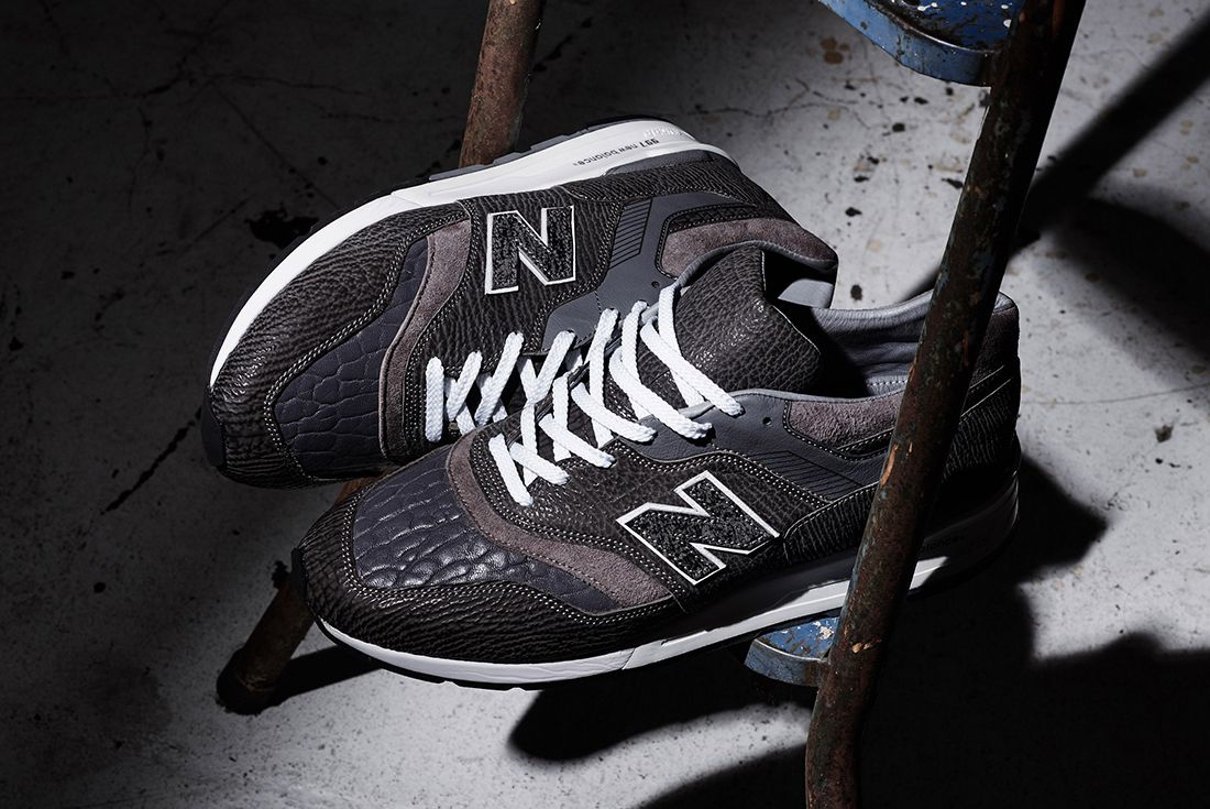 New Balance 997 Gy Homage By Bespoke Ind6